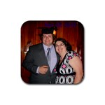 Coasters---U K Graduation - Rubber Coaster (Square)