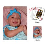rosalie cards - Playing Cards Single Design