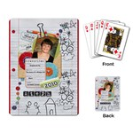 Steph s Single Design Playing Cards - Playing Cards Single Design