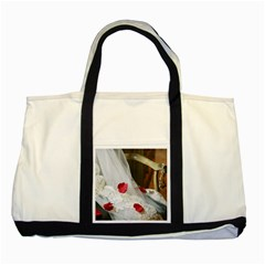 Western Wedding Festival Two Tone Tote Bag