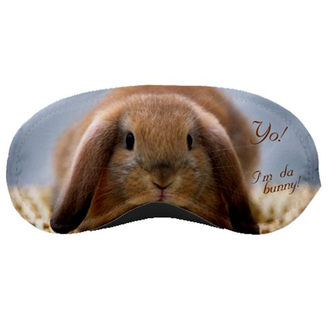 Bunnymask By Tricia   Sleeping Mask   E0sne8gmy8he   Www Artscow Com Front