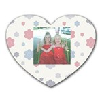 Girlsmousepad - Heart Mousepad