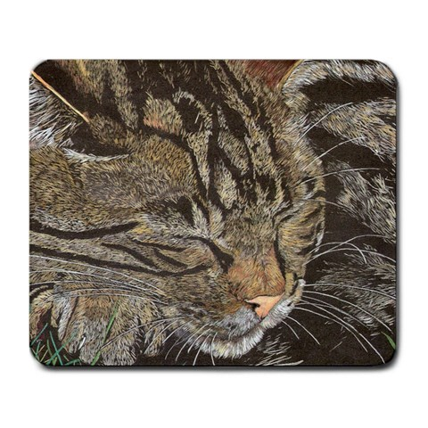 Beautiful Dreamer mousepad by Angela Cater Front