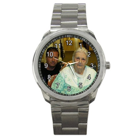 Roberts Birthday Present 2009 By Cindy Lee   Sport Metal Watch   Goybfxn1ltwu   Www Artscow Com Front