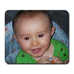 Smiley Riley - Large Mousepad