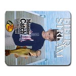Ryan s Fish Story - Large Mousepad