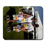 CHKD race - Large Mousepad