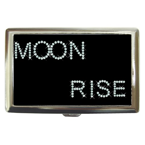 Moonrise Money,cigarrette Case By Michael Matney   Cigarette Money Case   C5z4hvk95xly   Www Artscow Com Front