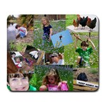 Country Mouse Pad - Collage Mousepad