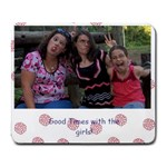 Good Times with the girls - Collage Mousepad