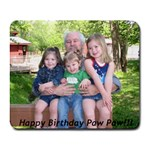 Paw Paws Birthday!  - Collage Mousepad