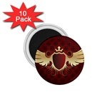 vector-winged-shield-13-by-dragonart 1.75  Magnet (10 pack)