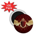 vector-winged-shield-13-by-dragonart 1.75  Magnet (100 pack)