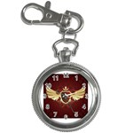 vector-winged-shield-13-by-dragonart Key Chain Watch