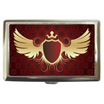 vector-winged-shield-13-by-dragonart Cigarette Money Case