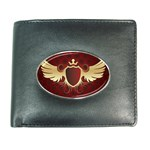 vector-winged-shield-13-by-dragonart Wallet