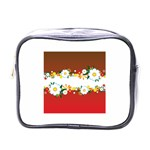 vector-spring-flower-card-02-by-dragonart Mini Toiletries Bag (One Side)