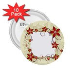 vector-silk-flower-design-card-02-by-dragonart1 2.25  Button (10 pack)
