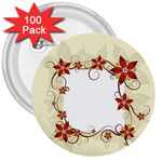 vector-silk-flower-design-card-02-by-dragonart1 3  Button (100 pack)