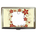 vector-silk-flower-design-card-02-by-dragonart1 Cigarette Money Case