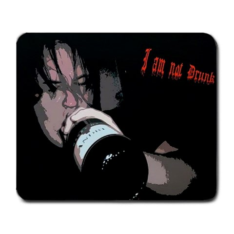 Photoshop Picture Design By Jesse James   Large Mousepad   Kuk75hi3n6n8   Www Artscow Com Front