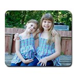 My beautiful girls mousepad - Large Mousepad