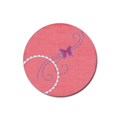 Coasters By Brookieadkins Yahoo Com   Rubber Coaster (round)   Qlz5i6bn55tj   Www Artscow Com Front