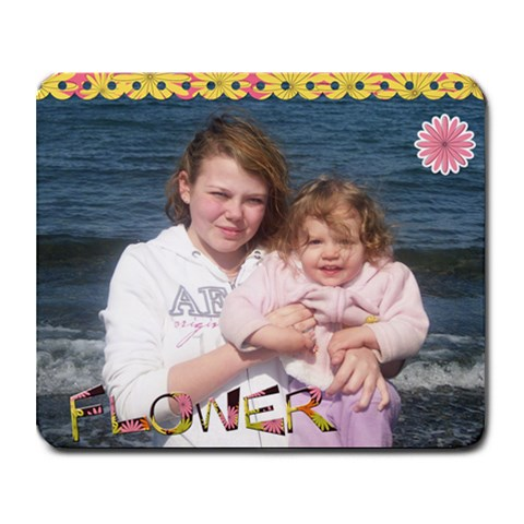 Mousepad By Amy Merrill   Collage Mousepad   Uard0tcx7k6v   Www Artscow Com 9.25 x7.75 Mousepad - 1