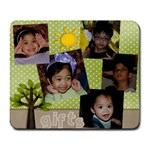 gifts  - Collage Mousepad