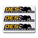 oes - Large Mousepad