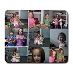 girls mousepad 2010 - Collage Mousepad
