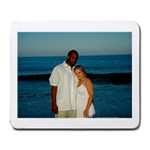 Beach pic - Large Mousepad
