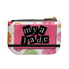 Mya s Coin Purse By Shawna   Mini Coin Purse   Tct6wjuwu7e9   Www Artscow Com Back