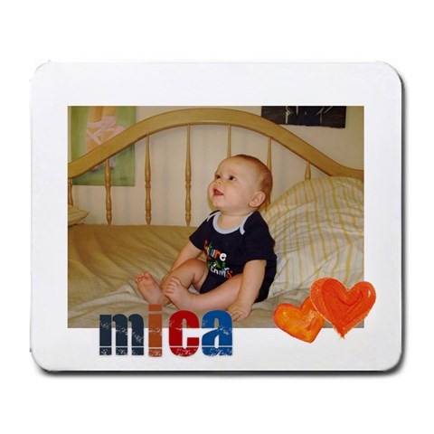 Mica By Laura Marusa   Large Mousepad   Hfrw1zml55qf   Www Artscow Com Front