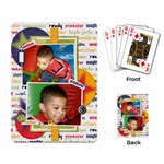 Single Design Playing Cards - Playing Cards Single Design