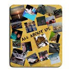 ALL ABOUT US - Collage Mousepad
