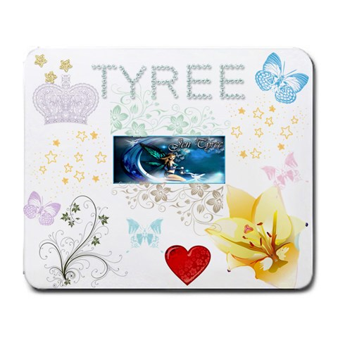 Jennifer Tyree By Jennifer Tyree   Large Mousepad   Lipaykx4fb0e   Www Artscow Com Front