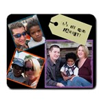 Family  Mousepad - Collage Mousepad