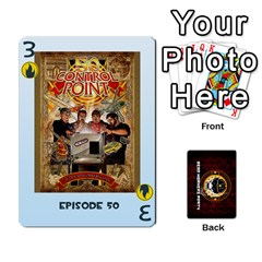Dwp Cards New By Brent   Playing Cards 54 Designs   4jtboq0jxa27   Www Artscow Com Front - Spade3