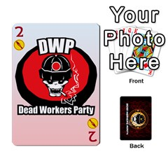 Dwp Cards New By Brent   Playing Cards 54 Designs   4jtboq0jxa27   Www Artscow Com Front - Heart2