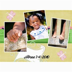 Denise And Abree By Tambra   5  X 7  Photo Cards   K7rzk8mufry4   Www Artscow Com 7 x5 Photo Card - 6