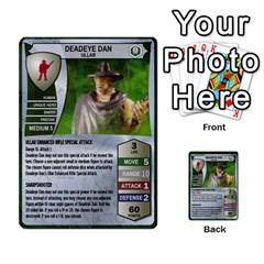 Heroscape 02 By Joel Dela Cruz   Multi Purpose Cards (rectangle)   65cpb84c0k33   Www Artscow Com Front 30