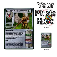 Heroscape 02 By Joel Dela Cruz   Multi Purpose Cards (rectangle)   65cpb84c0k33   Www Artscow Com Front 5