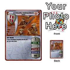 Heroscape 03 By Joel Dela Cruz   Multi Purpose Cards (rectangle)   Zw0w0h7yuqs6   Www Artscow Com Front 16