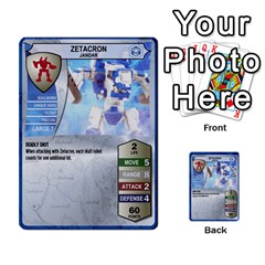 Heroscape 03 By Joel Dela Cruz   Multi Purpose Cards (rectangle)   Zw0w0h7yuqs6   Www Artscow Com Front 19