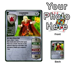 Heroscape 03 By Joel Dela Cruz   Multi Purpose Cards (rectangle)   Zw0w0h7yuqs6   Www Artscow Com Front 32