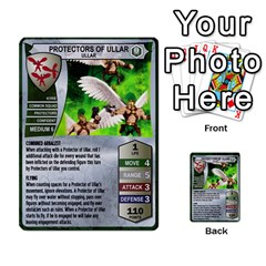 Heroscape 03 By Joel Dela Cruz   Multi Purpose Cards (rectangle)   Zw0w0h7yuqs6   Www Artscow Com Front 38