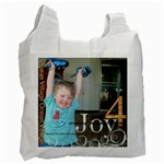 Jump4Joy/Cherish - Recycle Bag (Two Side)
