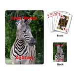 lizacards - Playing Cards Single Design