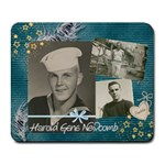 My Dad in the Navy - Collage Mousepad